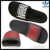 [adidas][DHL安心発送] adadilette CF plus campus W (2色)