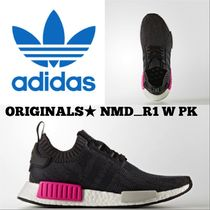 新作★【adidas originals】 NMD_R1 W PK (BB2364)兼用・追跡付