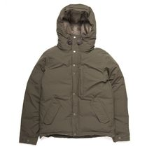 Deus Ex Machina・DOWN JACKET OLIVE