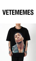 VETEMENT公認パロディー[VETEMEMES] LIL B OVERSIZED TEE