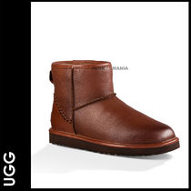 新作★即日発送【UGG】男性/ M Classic Mini Deco Scotch Grain