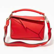 【LOEWE】バッグ☆PUZZLE SMALL PRIMARY RED★2017春夏新作♪