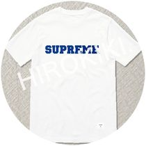 【17SS】S-XLサイズ★Supreme Collegiate Logo Tee White 白