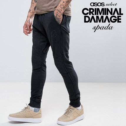 Criminal Damage SALE baicarjoger black /