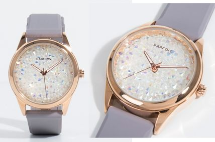 Cute gift box Portugal PARFOIS shimmering clear watch