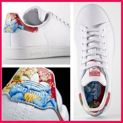 【新作】完売必至!adidas×The FARM★ STAN SMITH 花柄