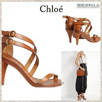 【国内発送】Chloe★Niko leather sandals