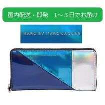 【送料関税込】Marc by Marc Jacobs☆Space Technoメタリック!
