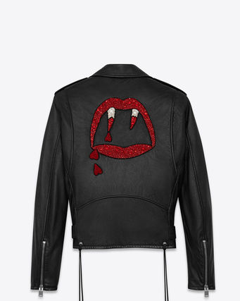 sold out inevitable bradle star riders jacket BLOOD LUSTER
