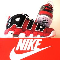 ■予約受付■メンズNIKE Air More Uptempo Bulls/Hoop Pack/RED