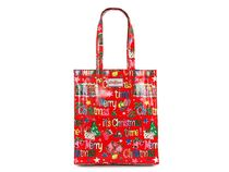 Cath Kidston  ブックバッグ 444231 Book Bag O/C X'mas Red