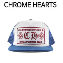 CHROME HEARTS(クロムハーツ) ★ CH PATCH MESH CAP BLUE
