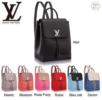 Louis Vuitton☆2way☆SAC A DOS LOCKME☆バックパック