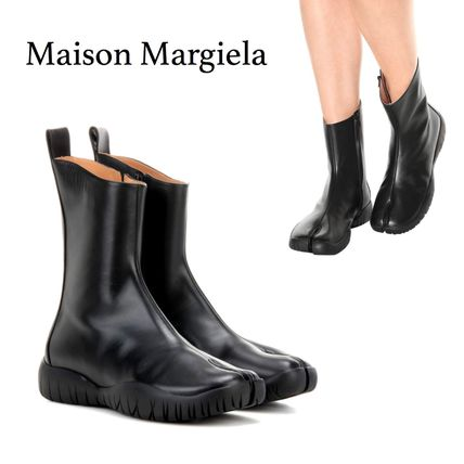 17th SS Maison Margiela scuba interview boots