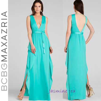 Beautiful color sale BCBG Suzanne belts evening dresses