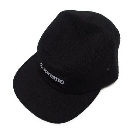 16FW SUPREME Featherweight Wool Camp Cap [RESALE]