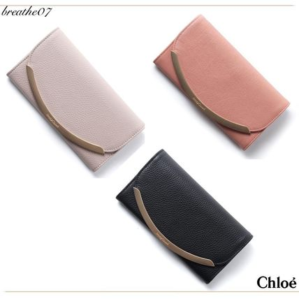 SEE BY CHLOE purse with LIZZIE leather long wallet /