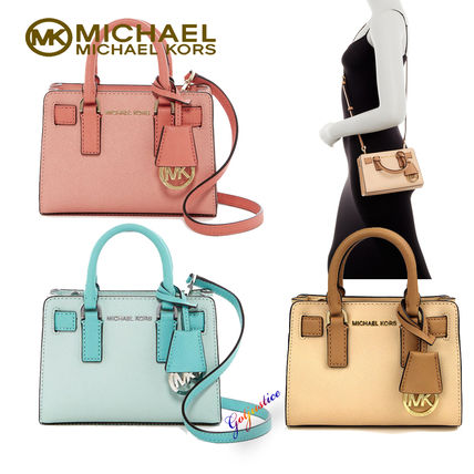 Michael Kors ハンドバッグ 特価!Michael Kors TZ Small サフィアノレザー Crossbody 2way
