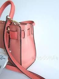 Michael Kors ハンドバッグ 特価!Michael Kors TZ Small サフィアノレザー Crossbody 2way(12)