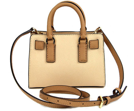 Michael Kors ハンドバッグ 特価!Michael Kors TZ Small サフィアノレザー Crossbody 2way(2)