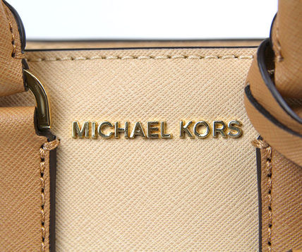 Michael Kors ハンドバッグ 特価!Michael Kors TZ Small サフィアノレザー Crossbody 2way(6)