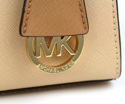 Michael Kors ハンドバッグ 特価!Michael Kors TZ Small サフィアノレザー Crossbody 2way(7)