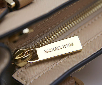 Michael Kors ハンドバッグ 特価!Michael Kors TZ Small サフィアノレザー Crossbody 2way(8)