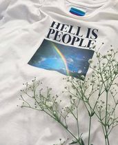 UNIF Clothing(ユニフ) Tシャツ・カットソー UNIF Clothing(ユニフ) 完売確実 !! 大人気の HELL IS PEOPLE