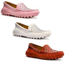<NEW>3色 COACH ARLENA moccasin