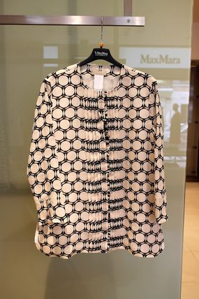 Blouse NOTIZIA S MAXMARA Lamy material turns turtle