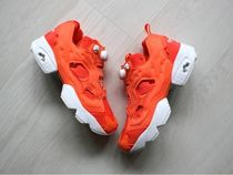 "[REEBOK]Instapump Fury Tech ""Solar Orange""【送料込】"