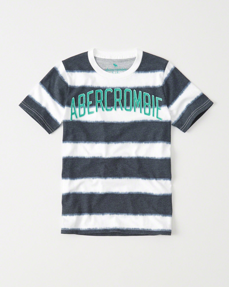 ☆Abercrombie & Fitch☆アバクロ ボーイズ キッズ Tシャツ
