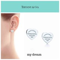 【Tiffany & Co】Return to Tiffany Mini Heart Tag Earrings