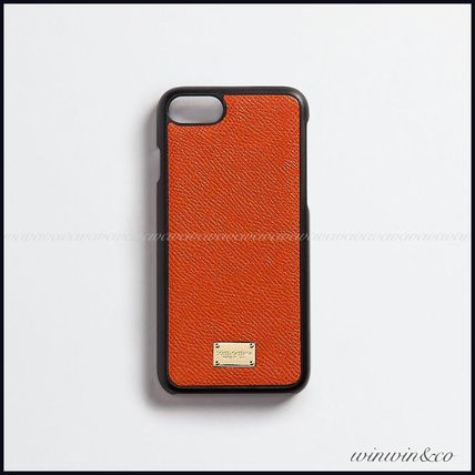 Leather IPHONE 7 cover DAUPHINE