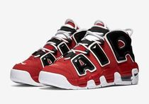 在庫確保済 国内発送 NIKE AIR MORE UPTEMPO SPIRIT OF 96  RED