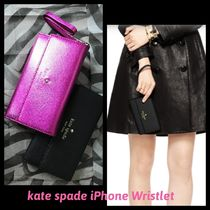 kate spade /スマホ収納リストレット