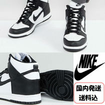 【送料込】Nike *Dunk Retro Trainers / Black *