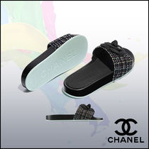 【Chanel】MULES