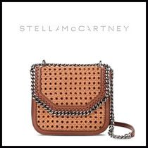 関税、送料込☆Stella McCartney FalabellaBox Wicker バッグ☆