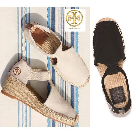 Time limited sale Tory Burch CATALINA ESPADRILLE WEDGE