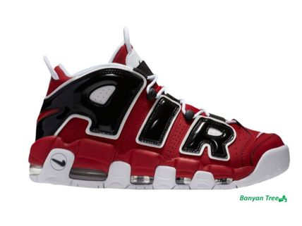 Nike Air More Uptempo Chicago Bulls モアアップテンポ