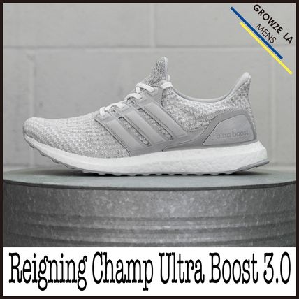 new product d2611 d4796 ★【adidas】入手困難 Reigning Champ Ultra Boost 3.0 グレー