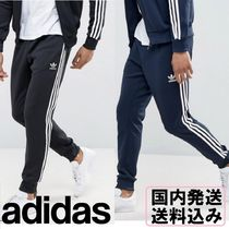 【送料込】adidas Originals *Superstar Cuffed トラックパンツ*