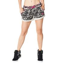 ☆ZUMBA・ズンバ☆City Swag Shorts BK