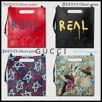 【GUCCI グッチ】 トートバッグ GG Suprime GUCCIGhost 2way 4種