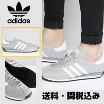 adidas Originals Country OG トレーナー グレー