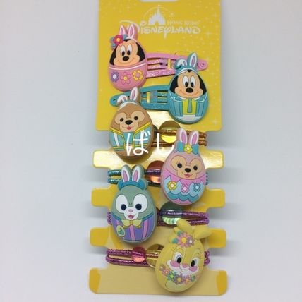 Easter hairpins & hair Bobbles gelatin more