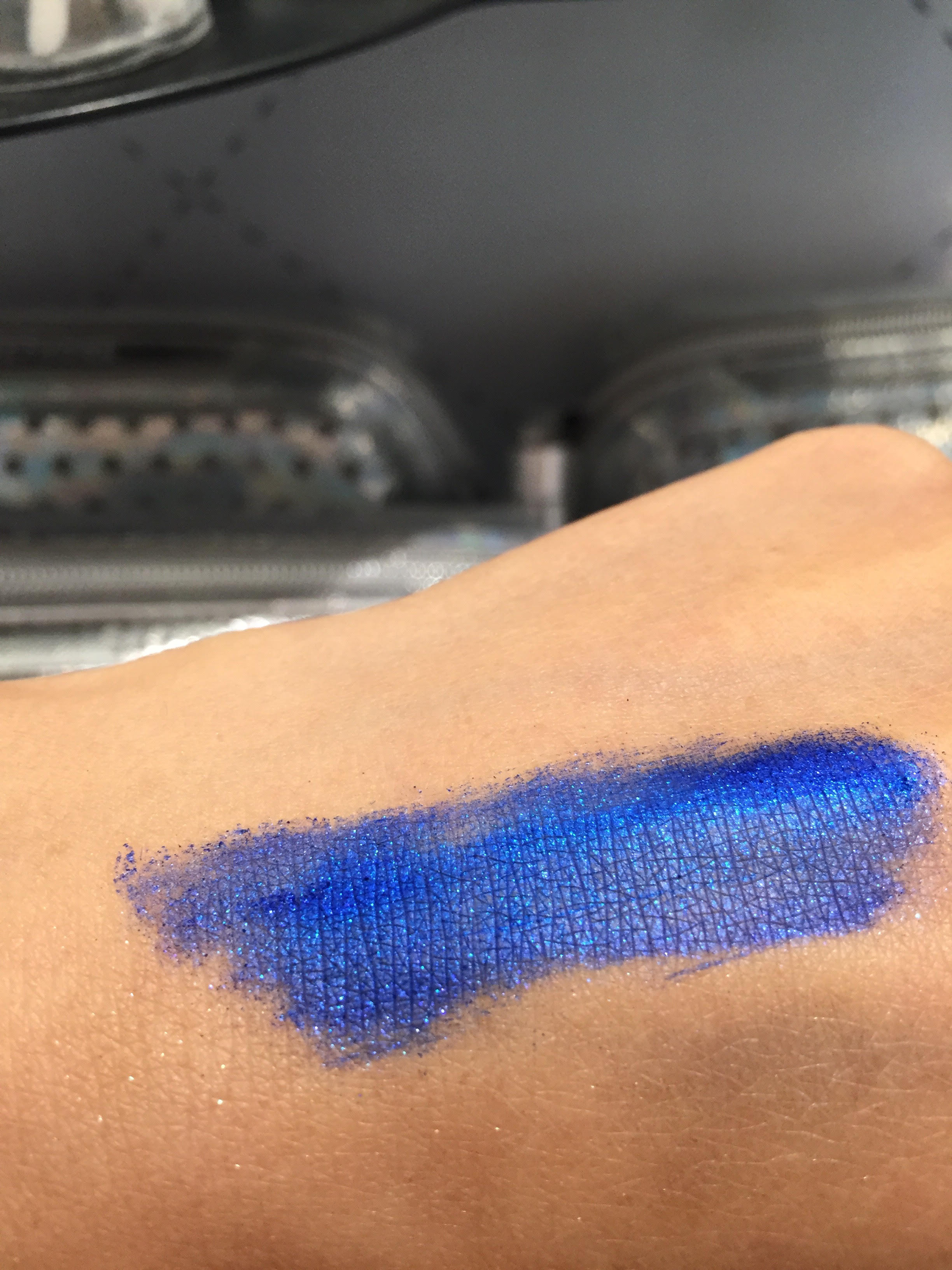 MAKE UP FOR EVER Star Lit Powder Ultramarine