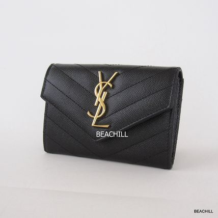 "«» Saint Laurent kill things Mall wallet ""NERO"""