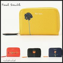 Paul Smith ☆国内発送 フラワープリント キーケース 4color